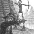 Bow & Arrow Practice with Skiptrace