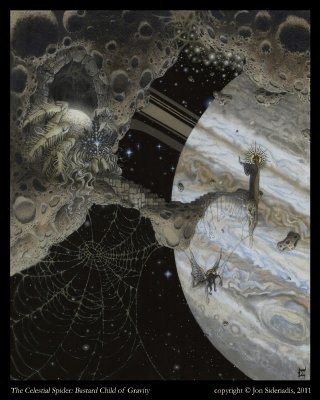the celestial-spider
