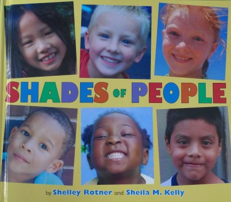SHADES of PEOPLE- book